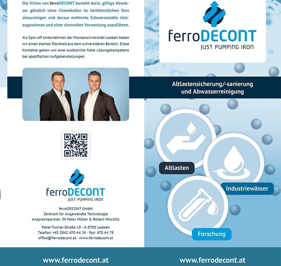 Flyer-ferroDECONT-bild