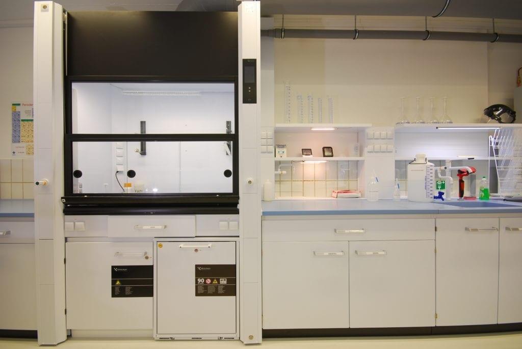 Laboransicht 3