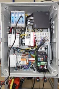 electrical enclosure - compact